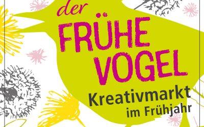 Kreativmarkt im Frühjahr
