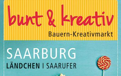 Bauer- & Kreativmarkt in Saarburg