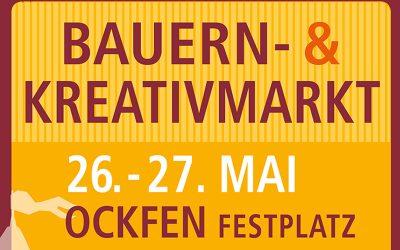 Bauer- & Kreativmarkt in Ockfen