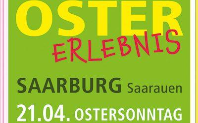 Ostererlebnis in Saarburg