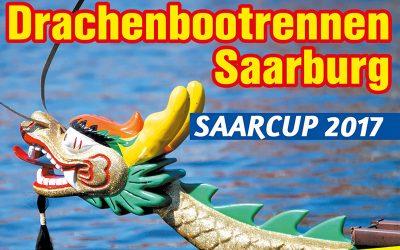 "Drachenbootrennen ""Saarcup 2017"""